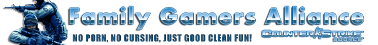 \', Family Gamers Alliance, \' - \', Family Gamers Alliance - Just good, clean fun., \'